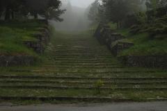 le scale abbandonate